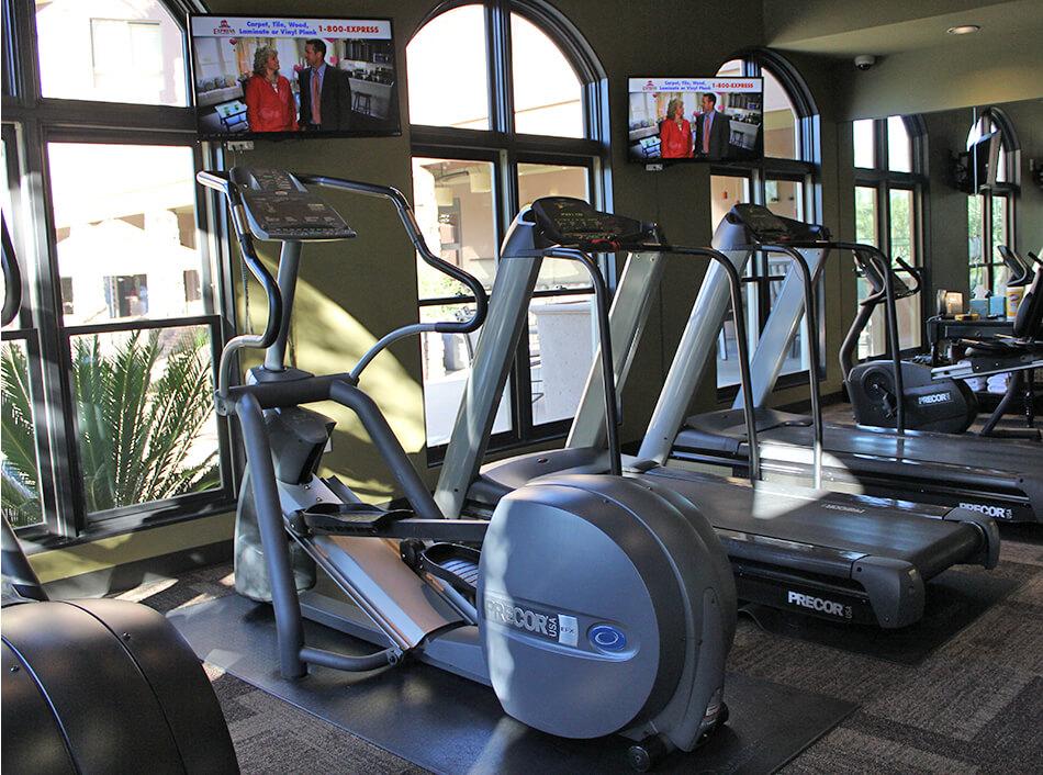 The Landmark Fitness Center