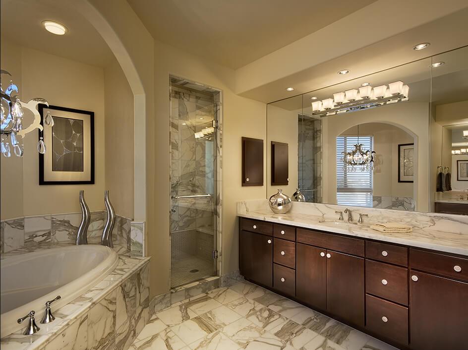 The Landmark Luxury Bathroom