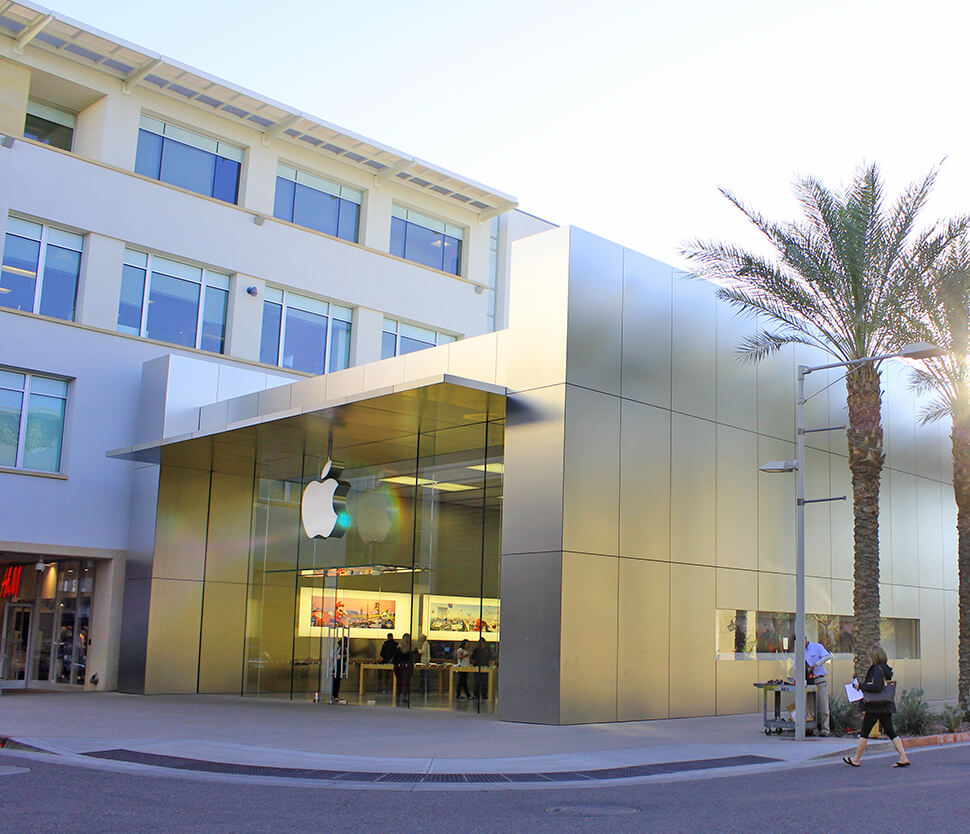The Neighborhood Apple Store Scottsdale