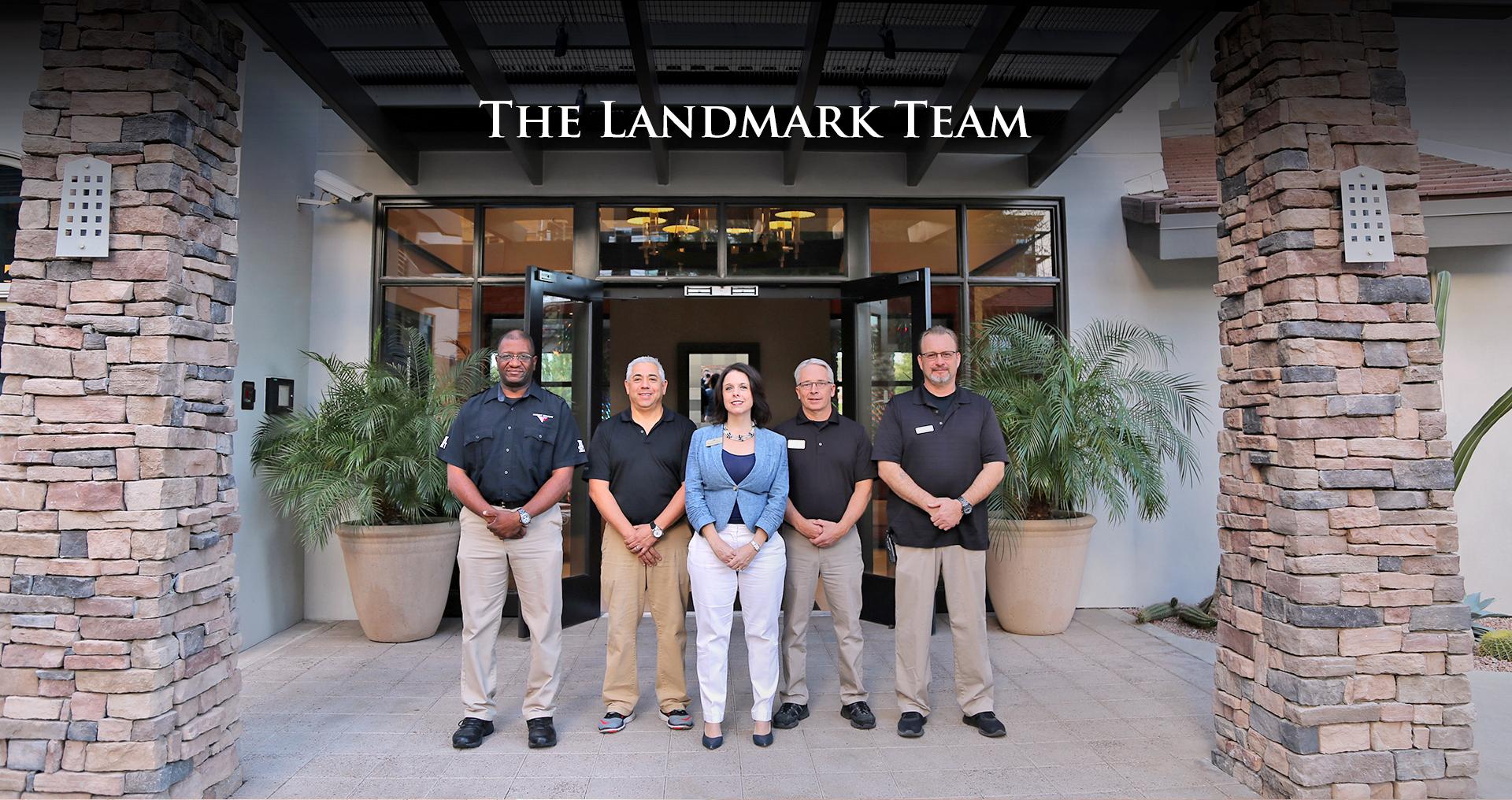 The Landmark Kierland Team