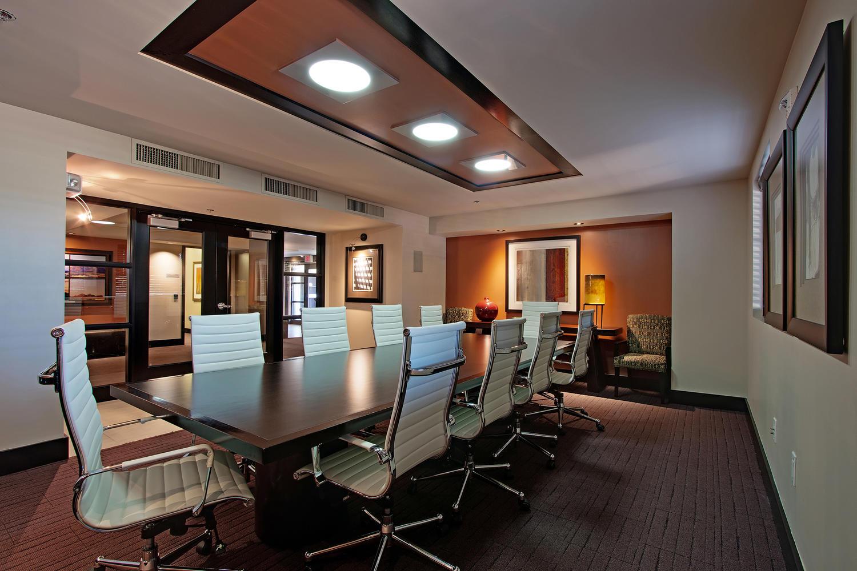 Landmark Luxury Condo Board Room
