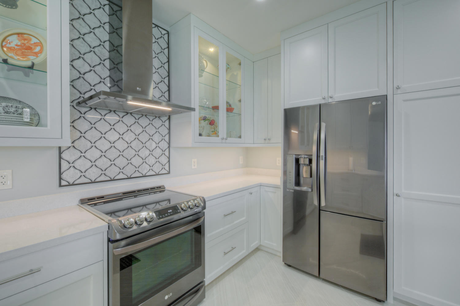Landmark Condominium Kitchen 603
