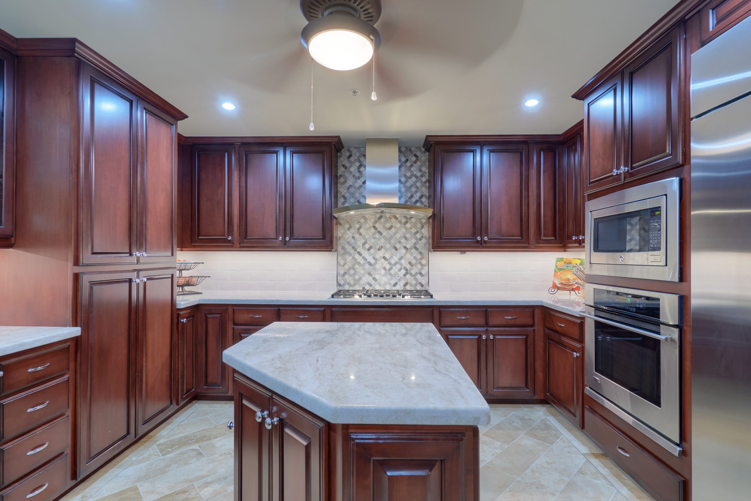 The Landmark Condominium Unit 501 Kitchen