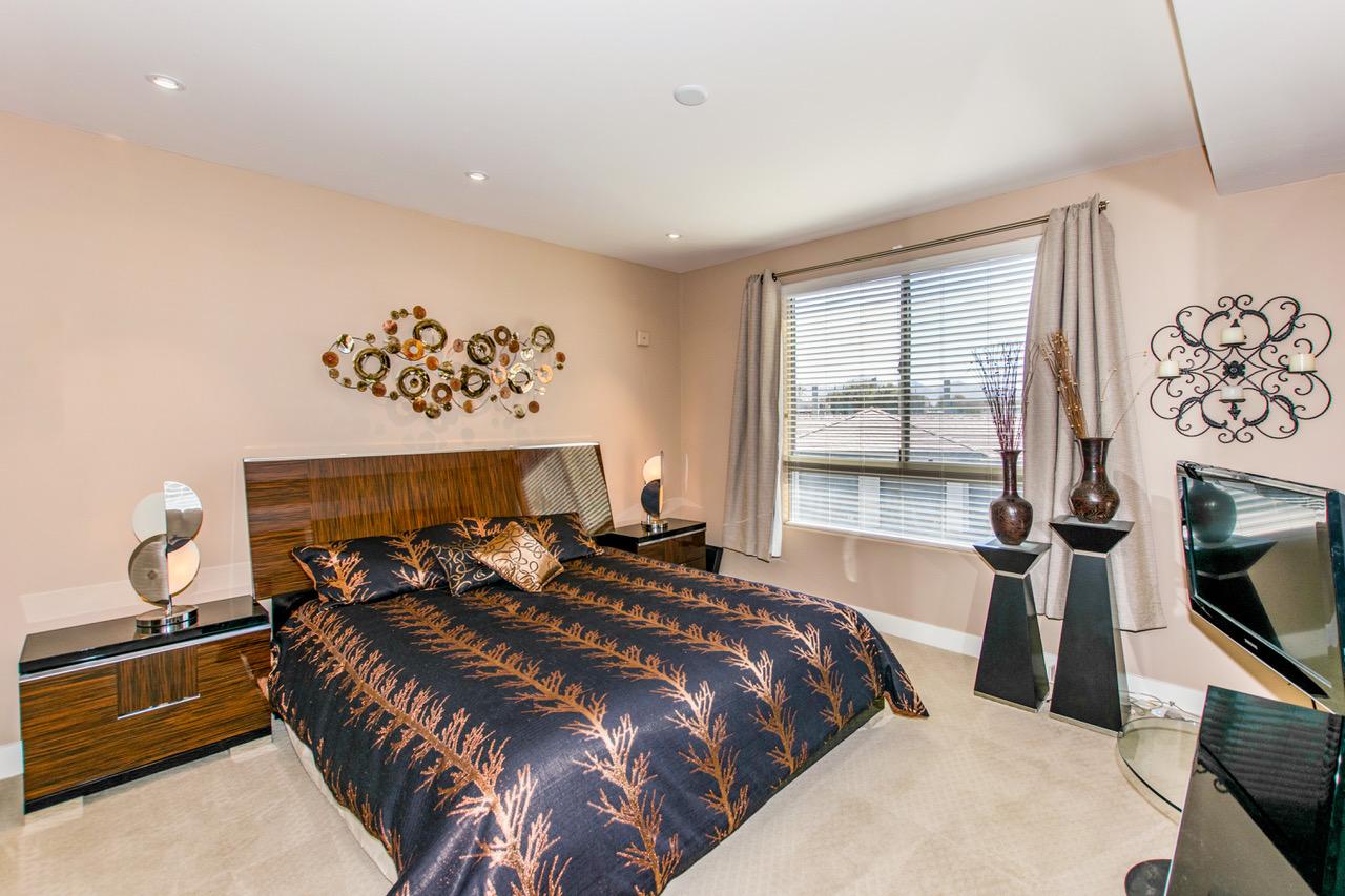 The Landmark Condominium Unit 204  Master Bedroom