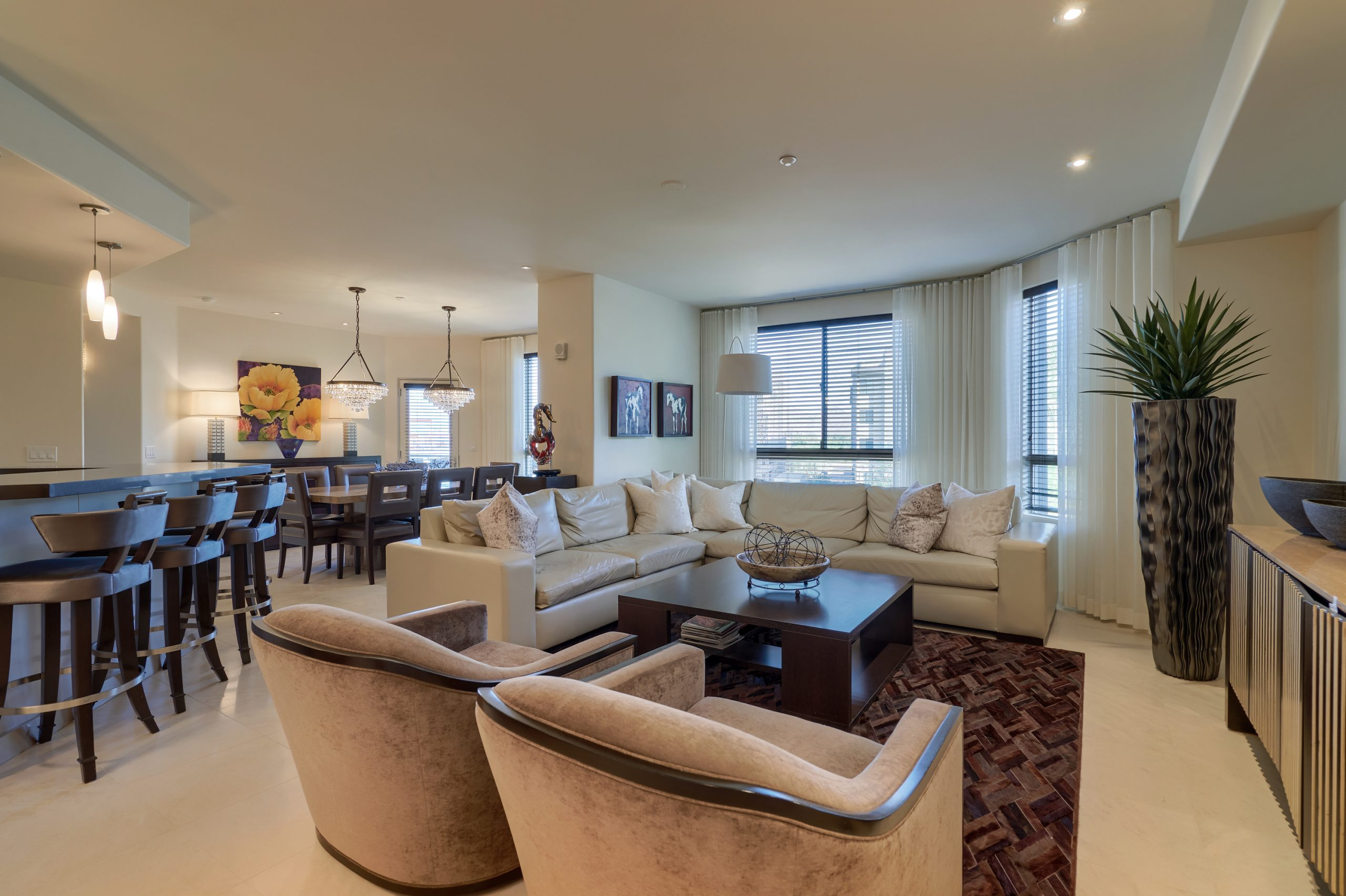 The Landmark Best Luxury Scottsdale Condo Unit 402